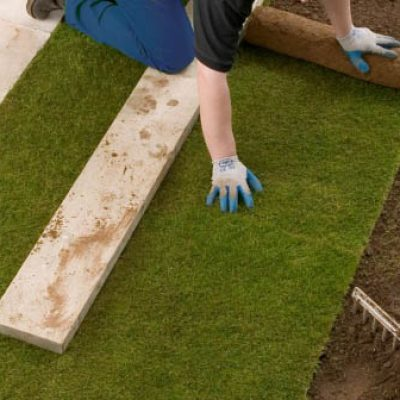 Lawn Turf - Roll Out Grass