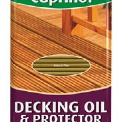 Fencing and Decking Paints